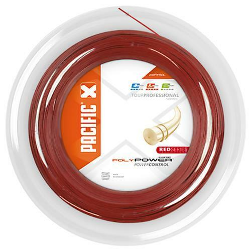 PACIFIC Poly Power Comp ( 200m 200m 200m Rolle ) rot 1,25 mm (0,30 EUR m) a5db1d
