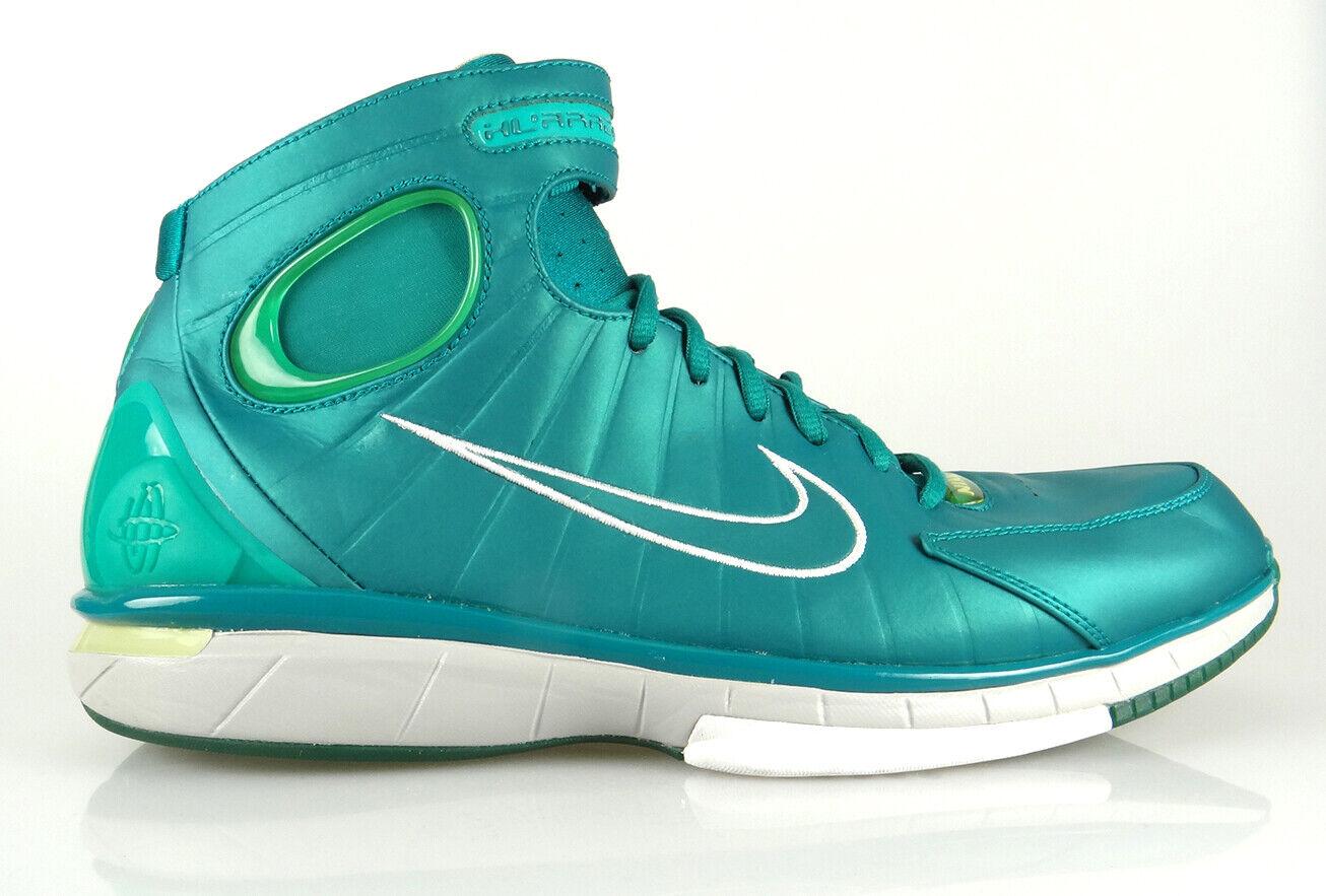Nike Air Zoom Huarache 2K4 Lush Teal Green • 511425-330 • Sz 11