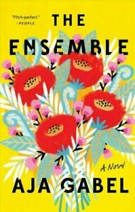 The-Ensemble-by-Aja-Gabel-Brand-New-9089