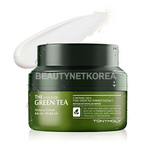 TONYMOLY-The-Chok-Chok-Green-Tea-Watery-Cream-60ml-Moisture-Cream
