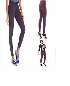 248e2b7f691e8 NEW NO TAGS NIKE LEG-A- SEE WOMEN'S LEGGINGS JUST DO IT PURPLE ...