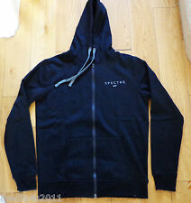 JAMES BOND 007 SPECTRE RARE PROMO MOVIE HOODIE SWEAT SHIRT ZIP JACKET LARGE NEW