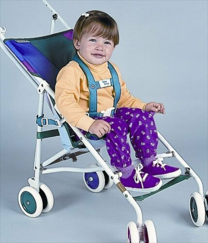 Baby Buddy Deluxe Security Harness Leash Shopping Cart Strollers High Chairs NEW