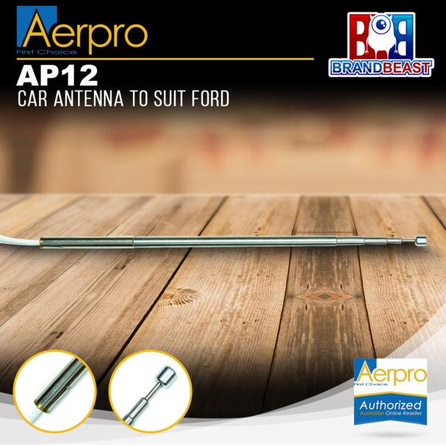 Aerpro AP12 Car Antenna to Suit Ford