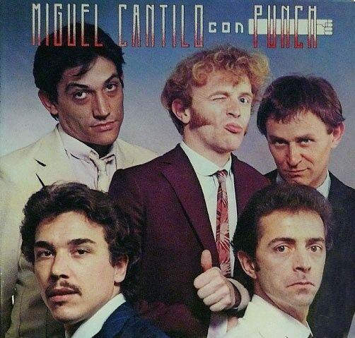 """Miguel Cantilo Con Punch:  """"A Donde Quiera Que Voy""""  + Bonustracks (CD Reissue)"""