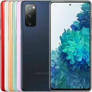 "Samsung Galaxy S20 FE SM-G780G/DS 128GB / 256GB FACTORY UNLOCKED 6.5"" DUAL SIM"