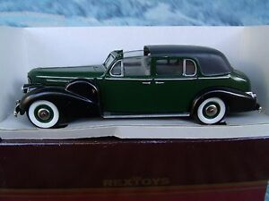 1/43 Rextoys (Portugal) 1938-1940 Cadillac V 16