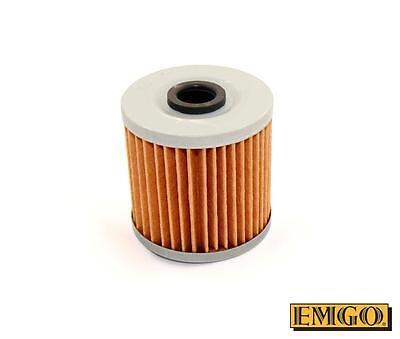 KR Ölfilter KAWASAKI KLR 650 / KLR 600 ... Oil filter EMGO