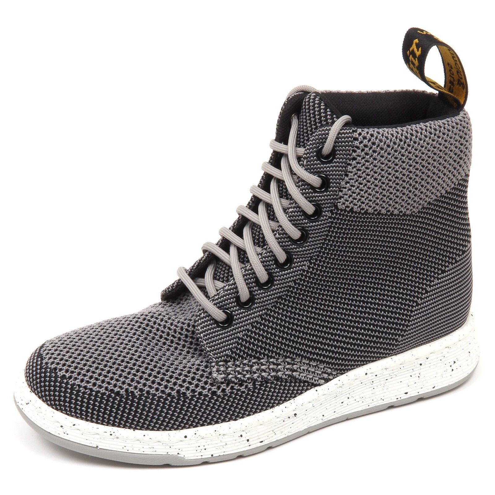ofreciendo 100% D6412 (without Box) cortos mujer tissue Dr. Martens Martens Martens gris negro zapatos Woman  deportes calientes