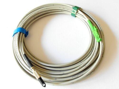 ; LWL LC-LC 2000 50//125µ Duplex 20m LWL Netzwerkkabel LC-LC OM2 LED optimiert