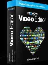 Movavi Video Editor,make enhance improve capture movies create DVD,add effects +