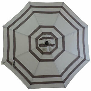 Pebble Lane Living Premium 9 Ft Market Patio Umbrella ... on Pebble Lane Living id=74579