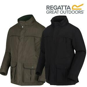 Regatta Mens Rawson Waterproof Breathable Insulated Jacket Coat