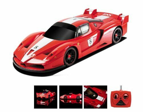 Radio Remote Control 1/18 Scale RC Ferrari FXX Sport Racing Car#8 R/C RTR