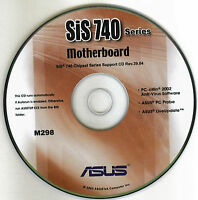 Asus A7s266-vm Motherboard Drivers Installation Disk M298