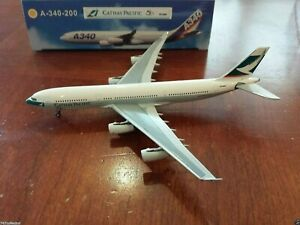 Airbus A340-200 Cathay Pacific VR-HMR Herpa 1:500