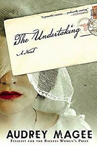 The Undertaking Hardcover Audrey Magee