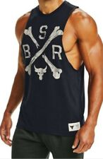 Under Armour Men/'s Project Rock Earn It Graphic Tank Top T-Shirt 1353922-315
