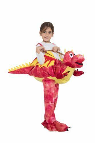 Boys Dragon (Step-In) Unisex Children's Costumes