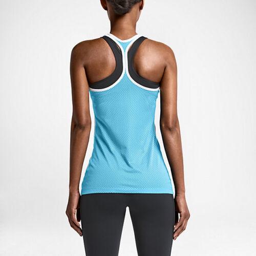 Camiseta tirantes Strip G90 Running Fit Nike mujer Tee Rugby Nike para Racerback 648557 Mesh de Get CCqr5wH