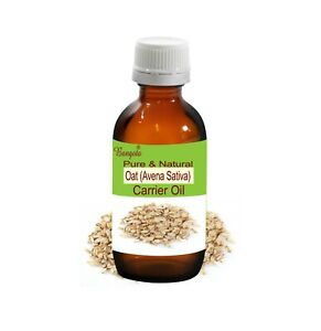 Oat Pure Natural Cold Pressed Carrier Oil Avena Sativa By Bangota Ebay