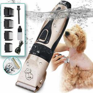 Perro-Gato-Pet-Grooming-Kit-recargable-electrico-sin-cuerda-Hair-Trimmer-Clipper