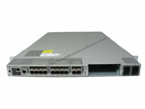 Cisco Nexus N5K-C5010P-BF Nexus 5010/5000 10Gb Switch w/ Dual AC 1 Year Warranty