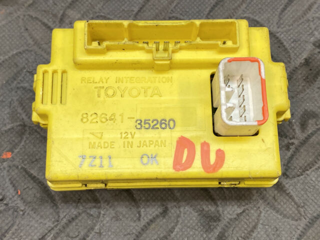 1998 Toyota 4runner Relay Integration 82641-35260 Fuse Block for sale  online   eBayeBay