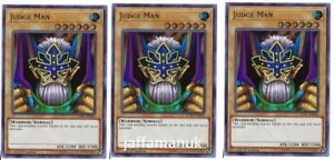 3-x-Judge-Man-LCKC-EN004-Ultra-Rare-1st-Ed-YuGiOh-Cards