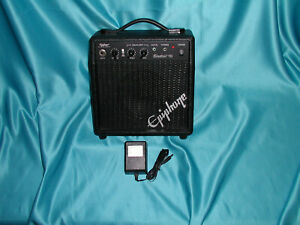 """Epiphone Electar 10 watt Solid State Electric Guitar Amp """"Lab Tested Great SALE"""""""