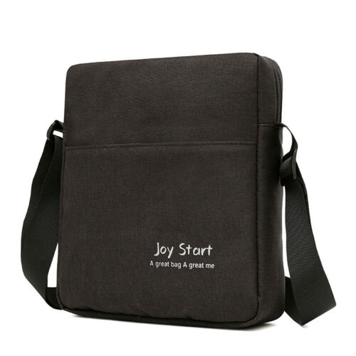 Men Women Shoulder Bag Business Office Handbag Messenger Bag Outdoor Travel Bag