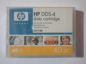 HP-DDS4-DDS-4-DAT-Data-Tape-cartouche-20-40GB-C5718A-4-mm-nouveau