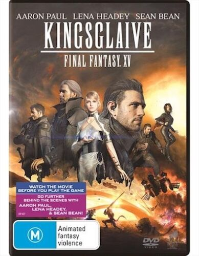 1 of 1 - KINGSGLAIVE - Final Fantasy XV : NEW DVD