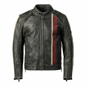 Triumph-Raven-2-CE-Black-Leather-Motorcycle-Jacket-New-MLHC17321