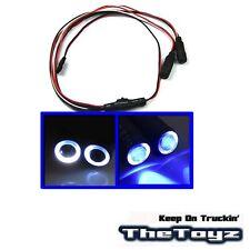 1/10 1/16 1/18 RC Car Angel Halo Eyes LED Lights TOYZ 701 White Blue.