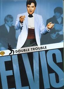 DOUBLE TROUBLE NEW DVD