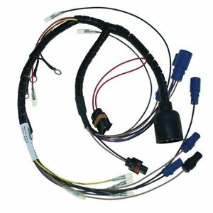 NIB Johnson Evinrude 200-225 HP Wire Harness Engine Cable 585241 CDI on oem engine wire harness, suspension harness, hoist harness, dodge sprinter engine harness, bmw 2 8 engine wire harness, engine harmonic balancer, engine control module,