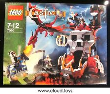 Discontinued Lego 7093 Skeleton Tower / Castle NEW MISB