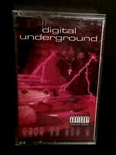 DIGITAL UNDERGROUND Sons Of The P Hip Hop Rap Cassette Tape Tommy Boy 1991