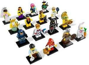 Lego-minifigures-series-7-8831-complete-unopened-set-of-16-new-factory-sealed