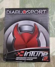 Diablosport I2010 Intune I2 Tuner Performance Programmer For Chrysler Vehicles