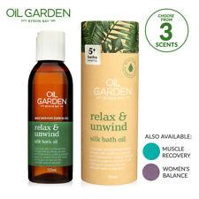 Oil Garden Pure Essential SilkSkin Body Bath Oil Relaxation 125mL