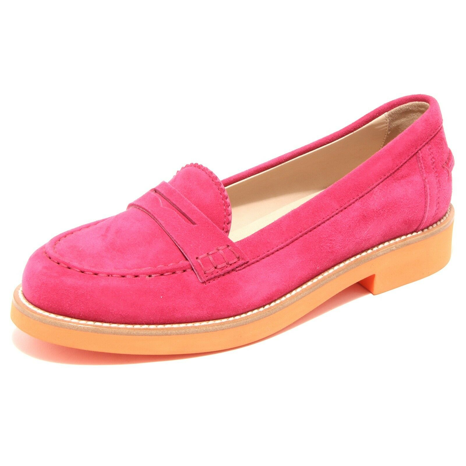 42810 mocassino TODS scarpa donna loafer shoes Donna TOD'S