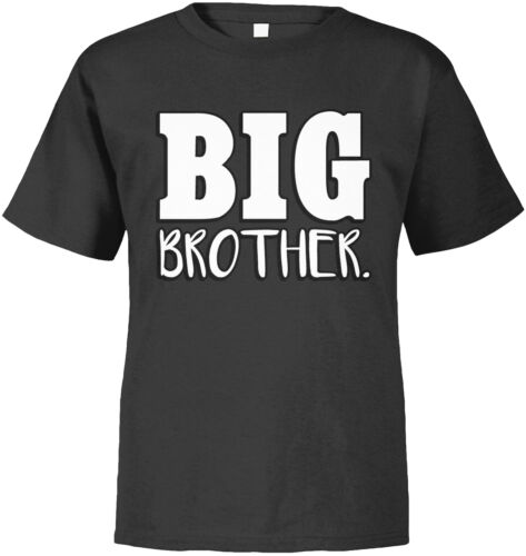 Announcement New Sibling Matching Brother Sister  Toddler T-Shirt Big Brother
