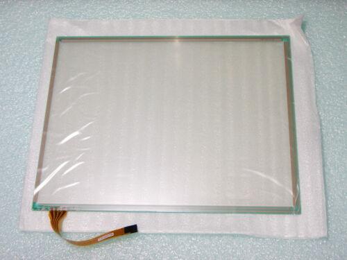 """Liyitec 14.1/"""" 4-wire Resistive Touchscreen Glass 80F4-4185-E1142"""