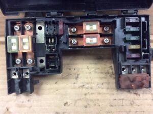 90 91 92 93 integra main fuse box assy engine compartment backup rh ebay com