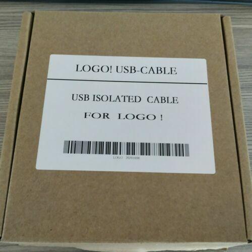 USB-CABLE communication line 6ED1057-1AA01-0BA0 1PC Neu For Siemens LOGO