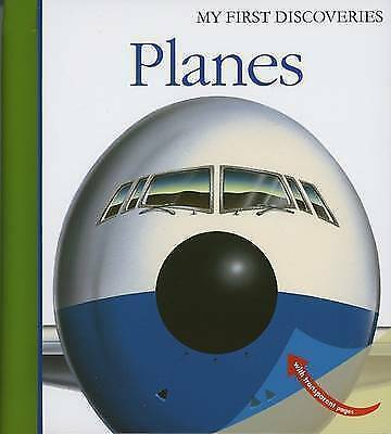 1 of 1 - Planes (My First Discoveries), Donald Grant, Sarah Matthews, Very Good Book