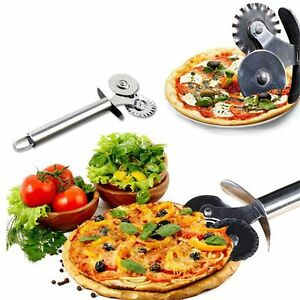 Crimper-Pastry-Double-Head-Pizza-Roller-Cutter-Wheel-Knife-Dough-Lace-Hob
