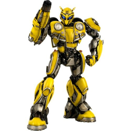 Transformers DLX Deluxe Bumblebee da Bumblebee Movie 3A Threezero Diecast